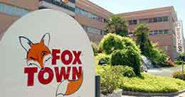 """FOX TOWN"" - FACTORY STORE"